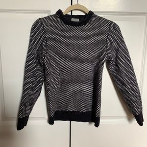 COS Wool Blend Crew Neck Sweater